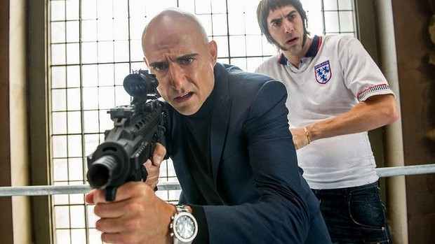 The Brother's Grimsby