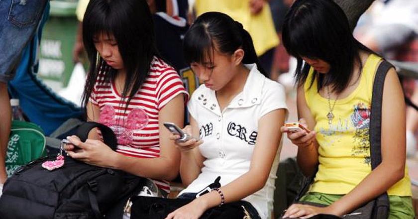 Asia Lacks Mobile Marketing Study Reveals