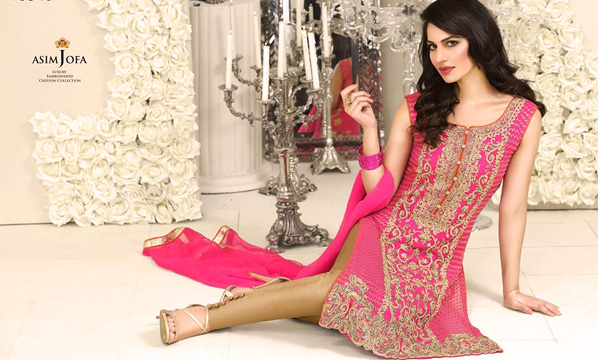 Fashion Designer Clothes In Pakistan