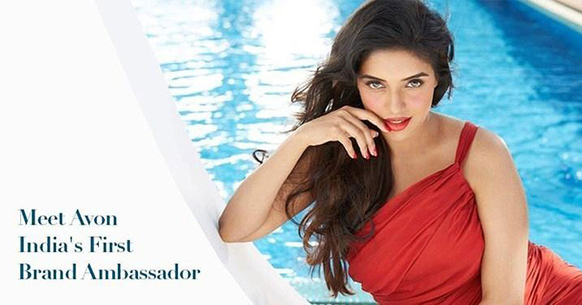Asin Becomes the First Ever Indian Face of Avon