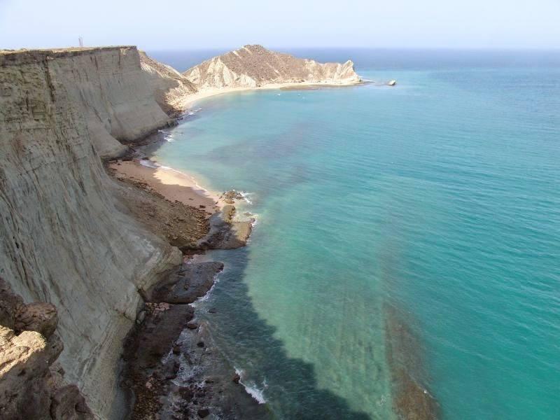 Astola Island and Corals, Baluchistan