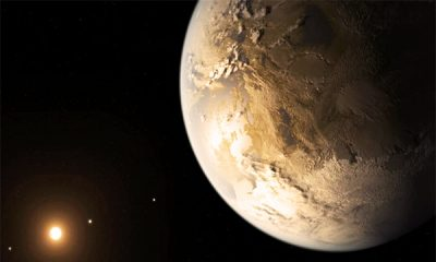 Astronomers discover most 'habitable,' Earth-like planet yet