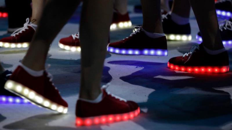 Athlete Shoes