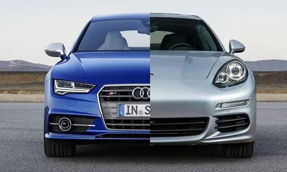 Audi-and-Porsche