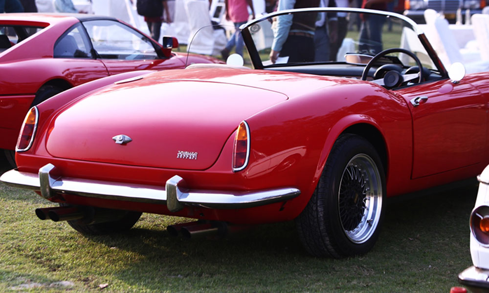 Vintage Classic Car Club Pakistan Holds 7th Annual Classic Car Rally Show In Lahore Brandsynario