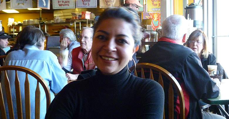 Ayesha Khan A PAKISTANI GENIUS IN HOLLYWOOD