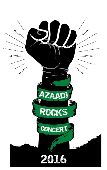 Azaadi Rocks