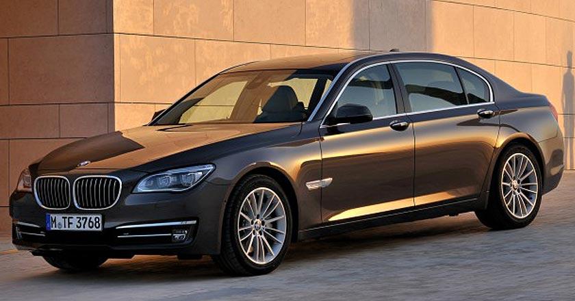BMWs Diesel Model 740Ld xDrive Debuts this Spring