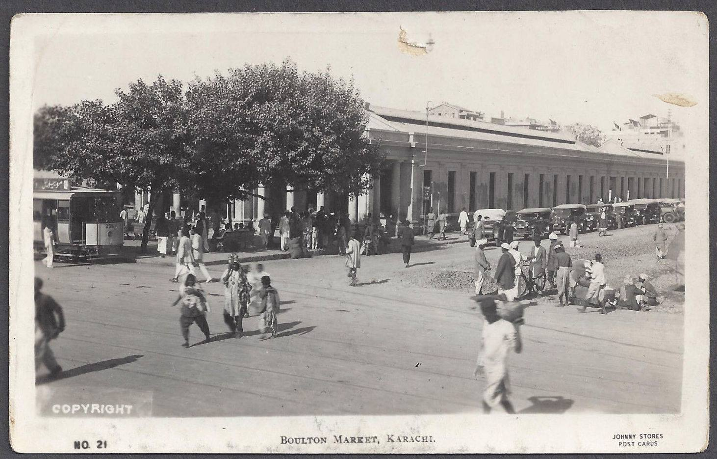 35 Photos of Old Karachi Locations That Will Remind You of the