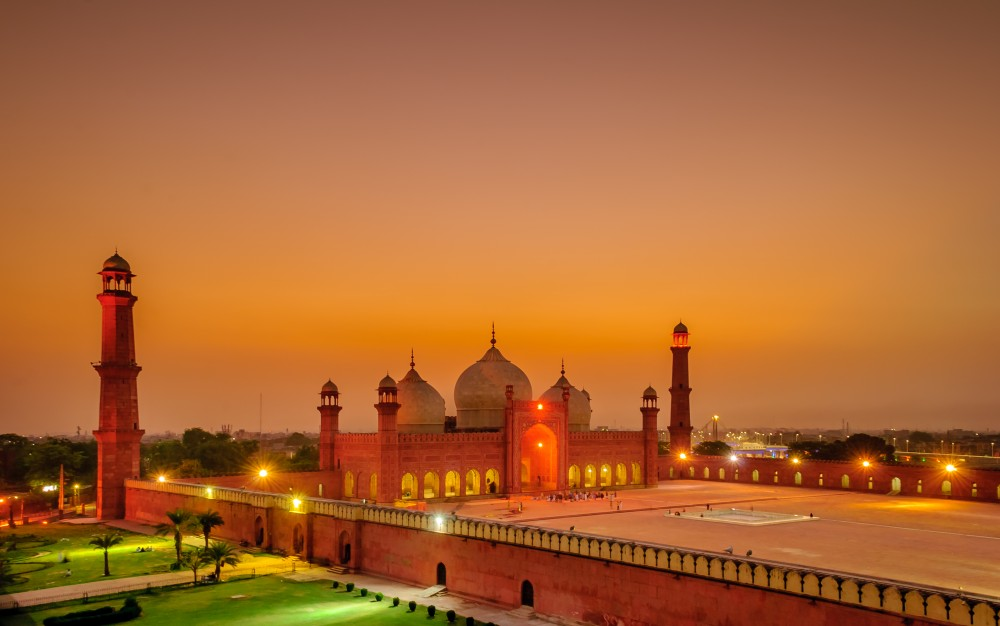a visit to lahore