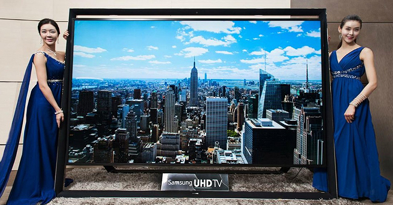 Behold Samsung Giant Sized 110-inch Ultra HD TV for 15.8 million PKR