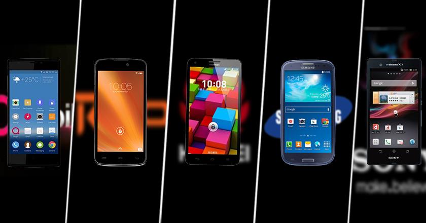 Best Mid Range Smartphones Under 30K in Pakistan