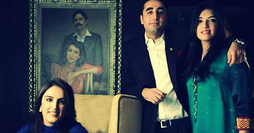 Bhutto Siblings Rebranding Themselves with Sindh Festival feature
