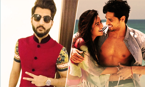 Bilal-Saeed-in-baar-baar-dekho-movie