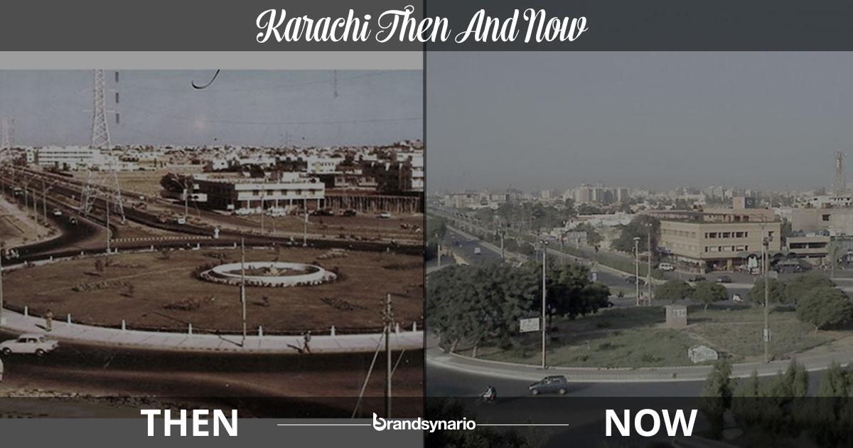 Karachi Famous Buildings Then Amp Now