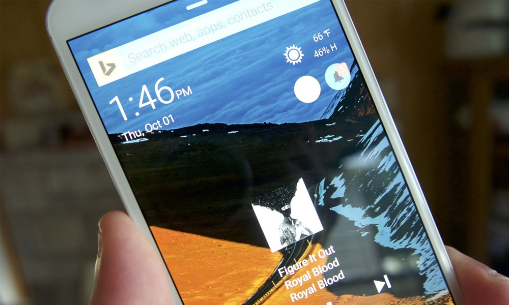 Bing-app