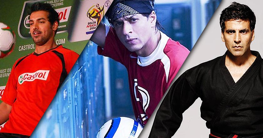 Bollywood Celebs and their Love for Sports