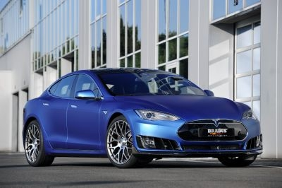 Brabus Zero Emission programme for the Tesla Model S