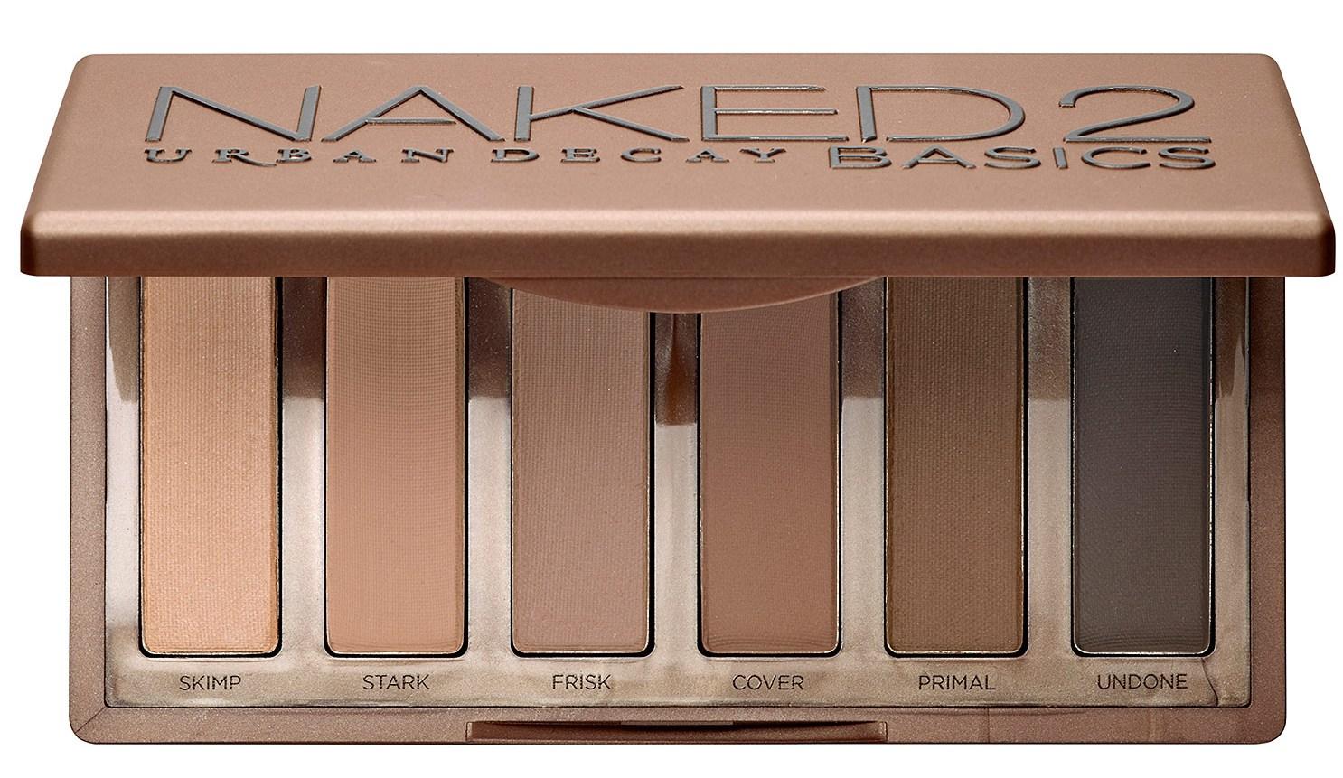 Bronze Make up pallette