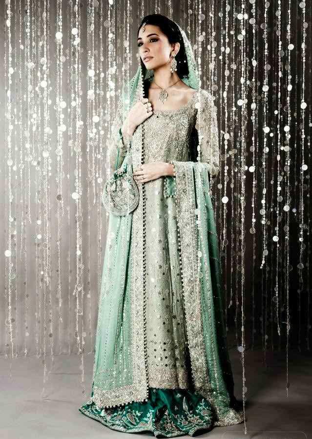 Bunto Kazmi Bridal Dress 1