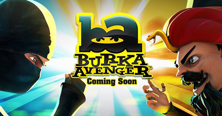 Burka Avenger launches its OST