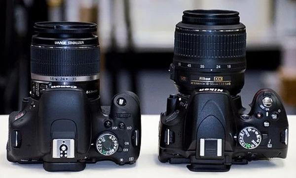Nikon D5100 vs  Canon EOS 600D: Specs, Features, Price