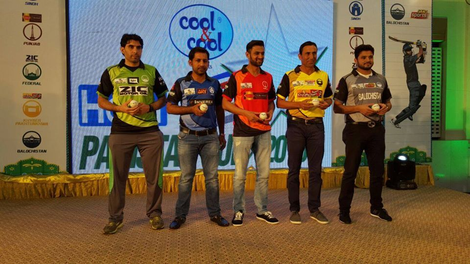 Captains of Draft Cup 2016