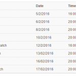 Team fixtures lahore qalandars