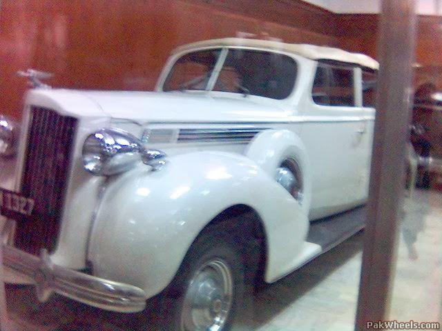 Car of Mr. Jinnah