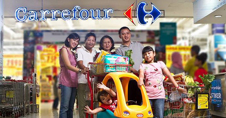 Carrefour ensures higher presence in East Jakarta with a new branch