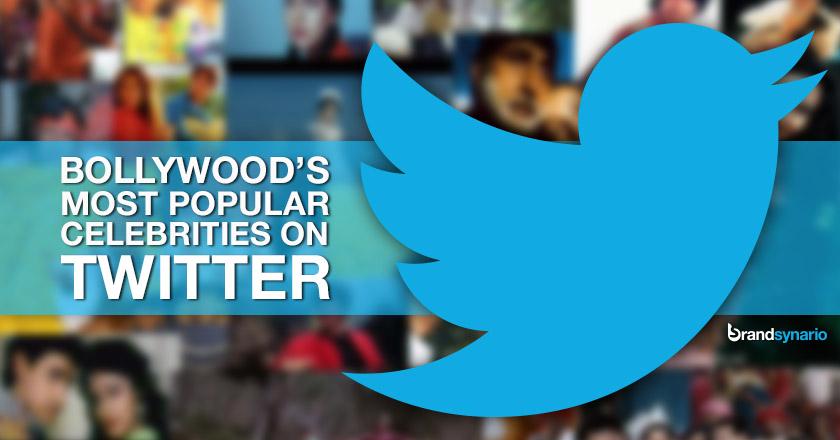 Celebrities on Twitter