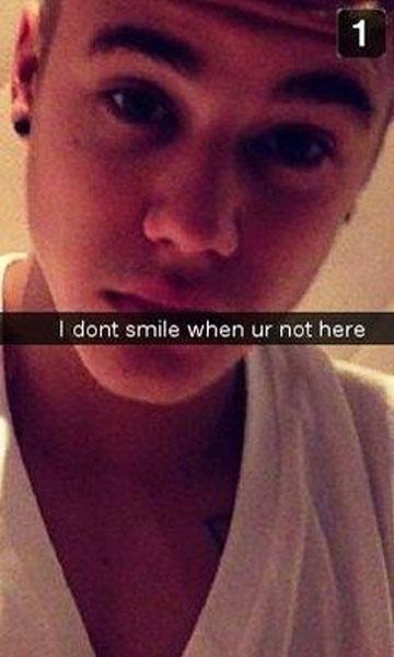 Celebrity Snapchat