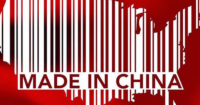 Chinese Aiming to Eradicate Made in USA