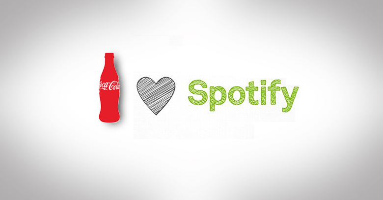 Coca-Cola Slims Down and Spotifys up