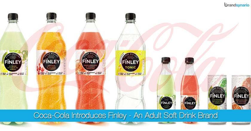 Coca Colas New Brand - Finley