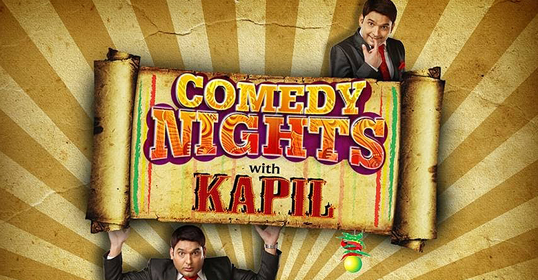 Comedy Nights with Kapil beats Big Boss 7 and KBC in Popularity
