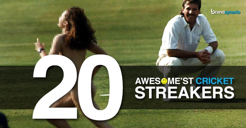 Cricket Streaking