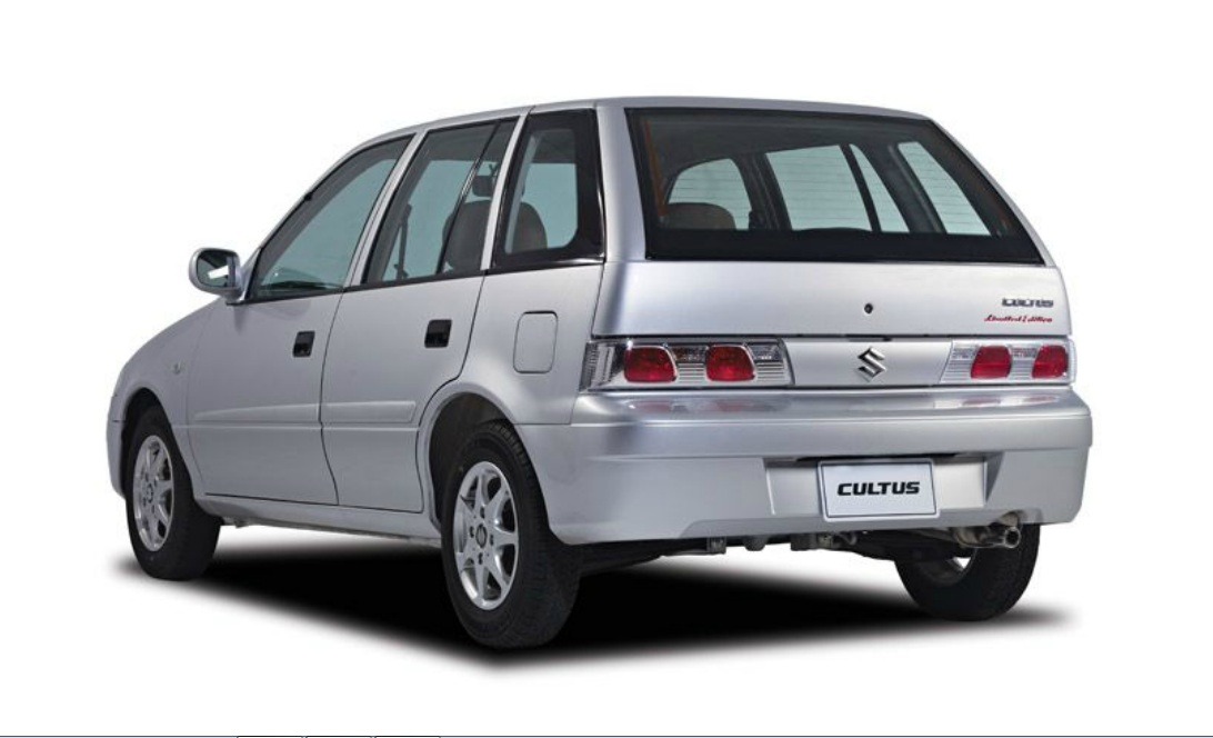 Suzuki Mehran Price In Pakistan