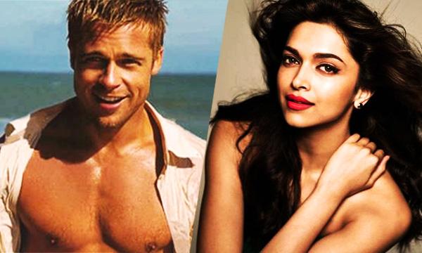 Deepika-and-Brad-Pitt