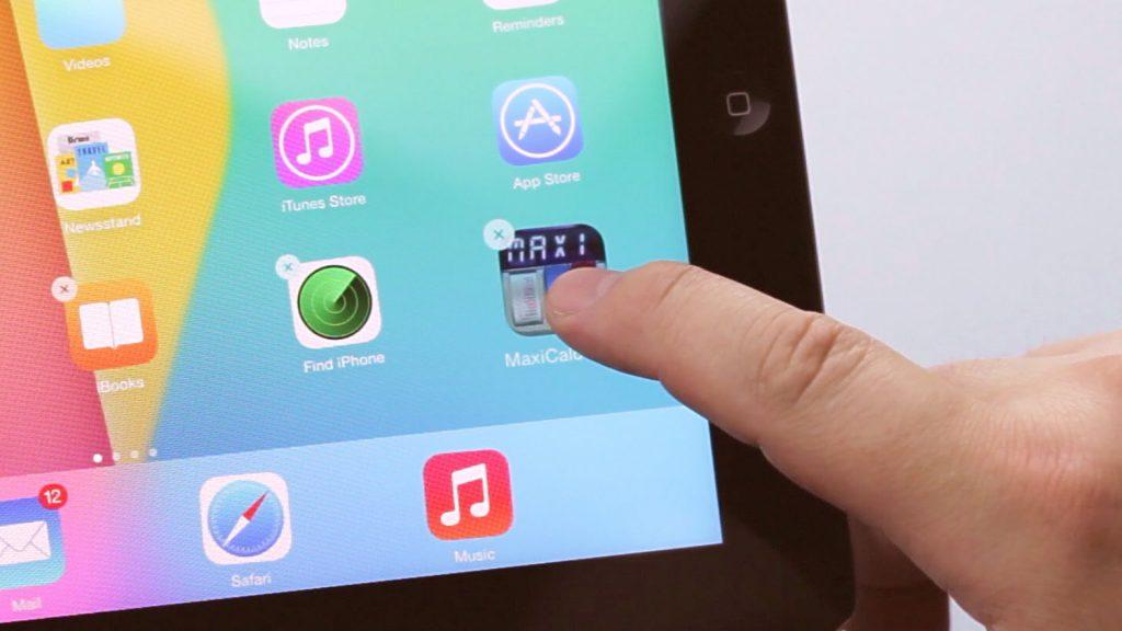 Delete or Remove App