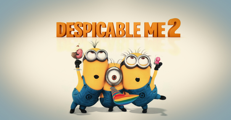 Despicable Me 2 targets adults