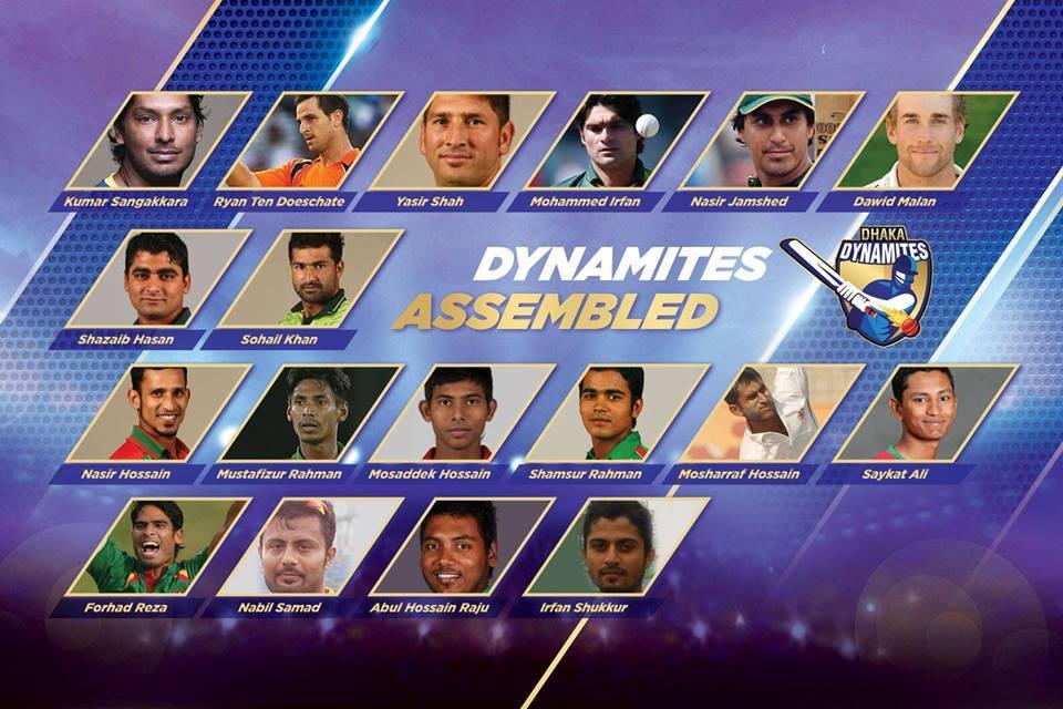 Dhaka Dynamite.Brandsynario