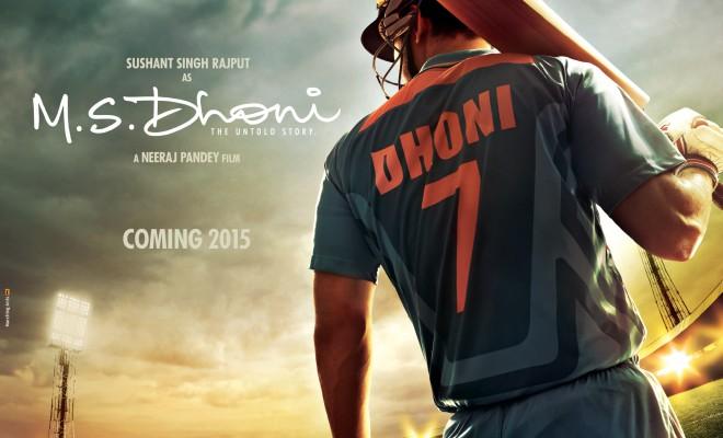 Dhoni-biopic