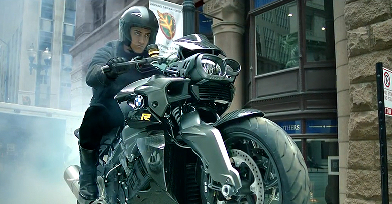 Dhoom 3 The Bike Fever: A thrilling BMW action spree