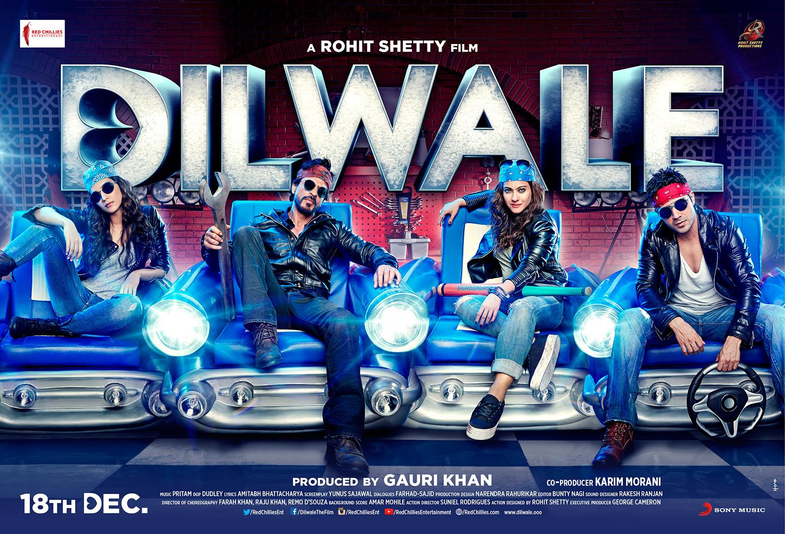 Dilwale Poster (1)
