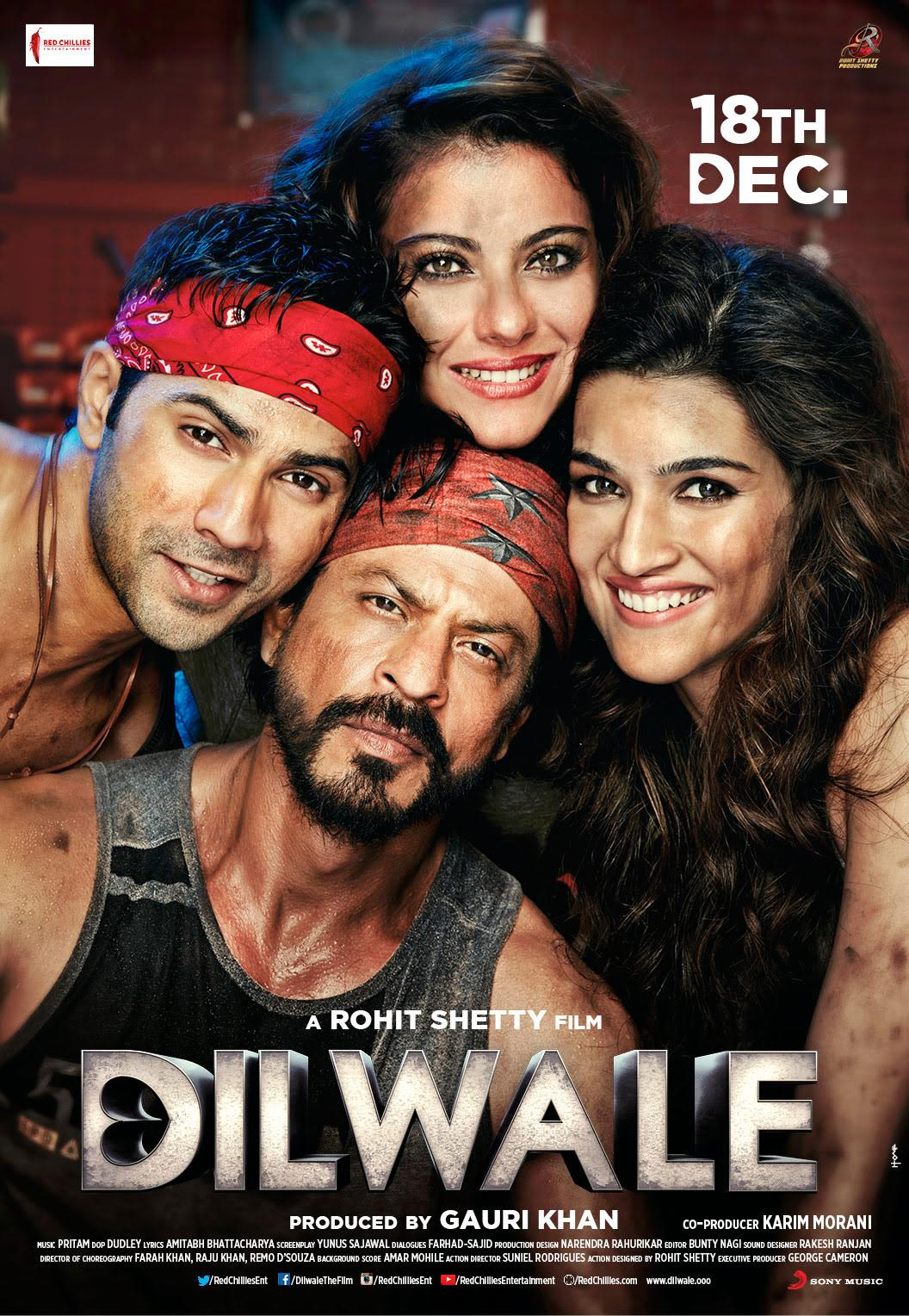 Dilwale Poster (2)