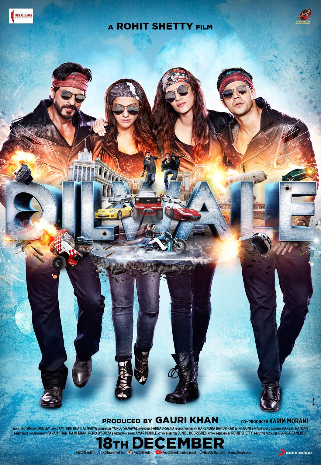 Dilwale Poster (3)