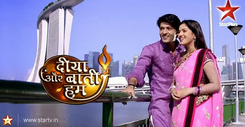 Diya aur Batti Hum Tops Indian Top Ten Shows Chart of 2013