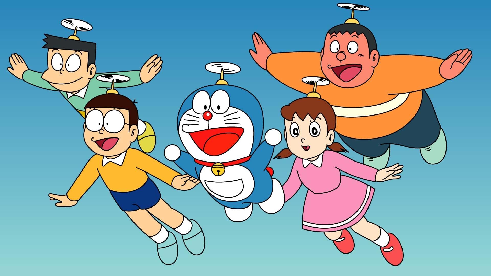 Doraemon.Brandsynario