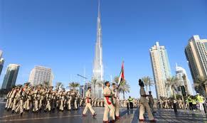 Downtown Dubai Parade